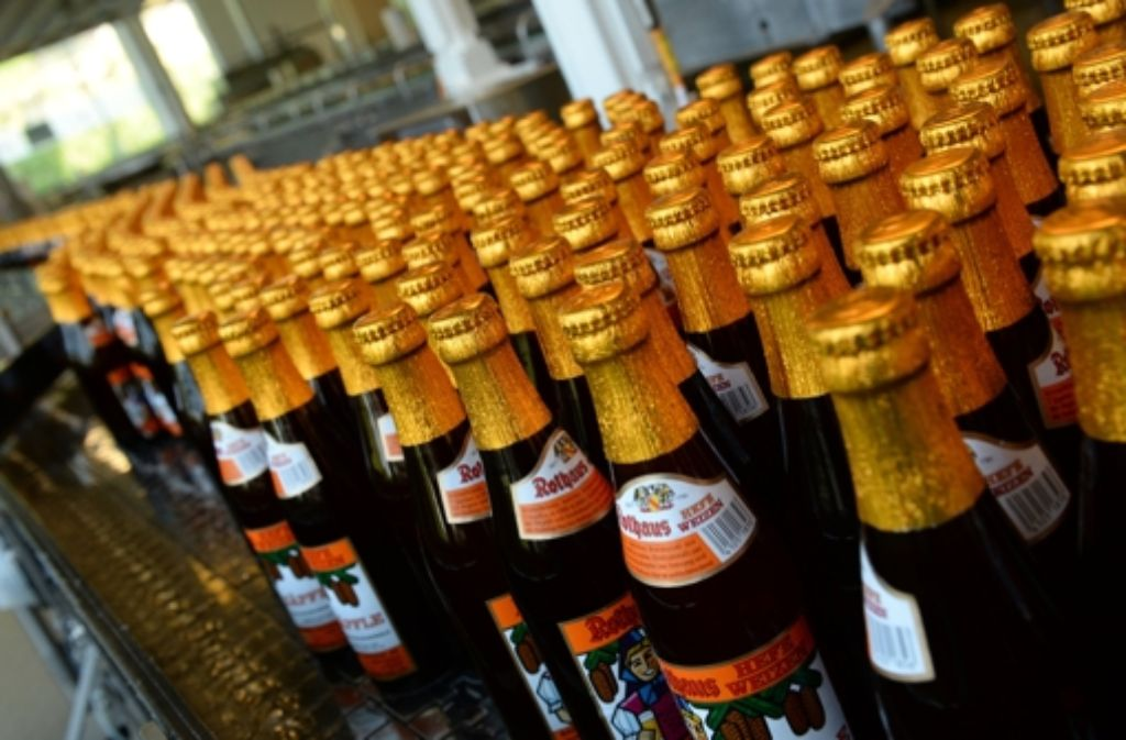 Die landeseigene Brauerei Rothaus zahlt dem Land Baden-Württemberg eine Millionen-Dividende. Foto: dpa