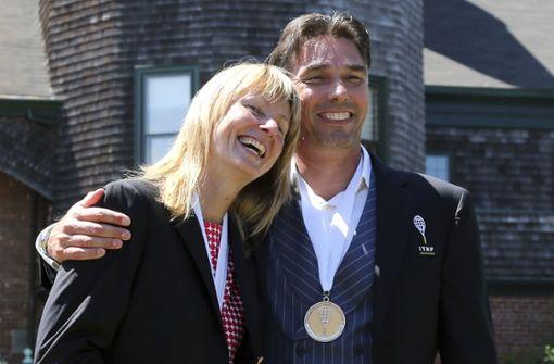 Tennis-Star mit Helena Sukova in Hall of Fame aufgenommen