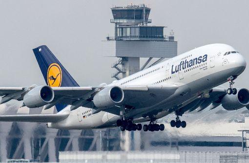 Lufthansa-Maschine muss auf Zypern landen