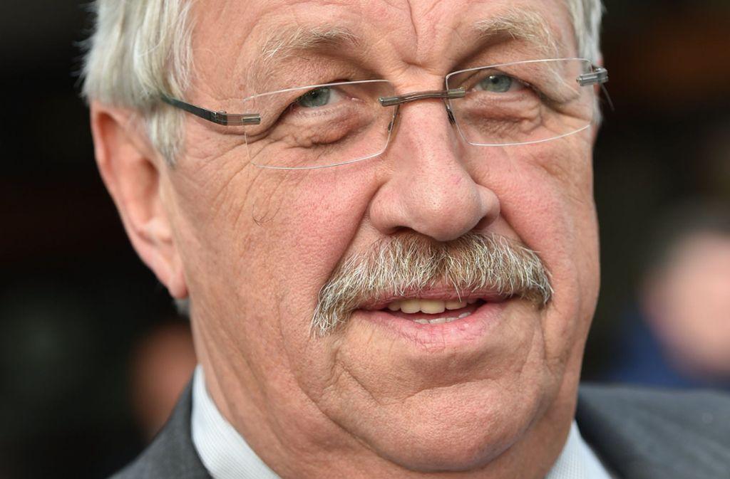 Walter Lübcke (CDU) ist im Alter von 65 Jahren unerwartet gestorben. Foto: dpa