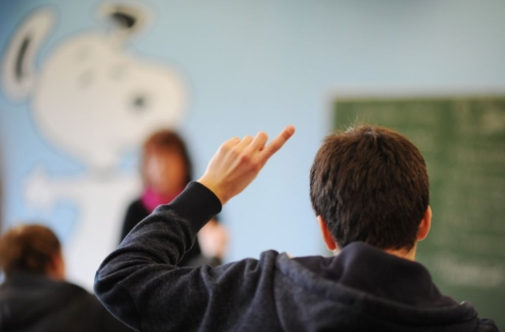 In Ganztagsschulen wird Unterricht mit außerunterrichtlichen Bildungsangeboten kombiniert. Foto: dpa
