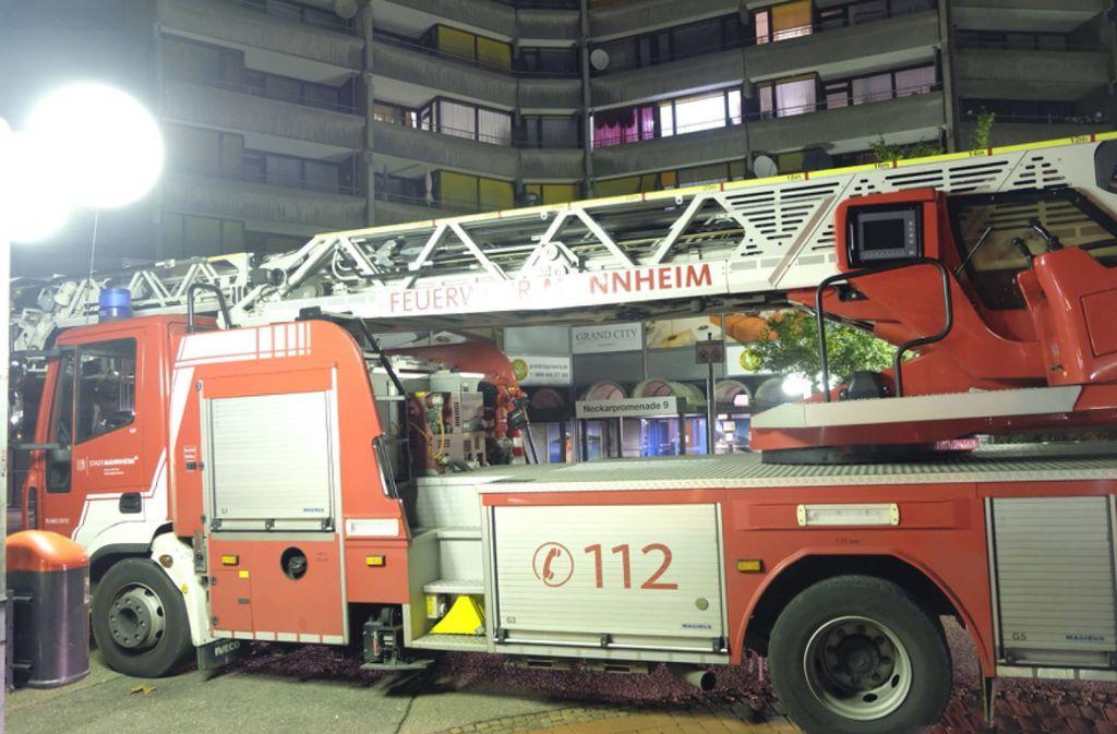 Der Schaden ist derzeit noch nicht bekannt.  Foto: 7aktuell.de/Frank Herlinger