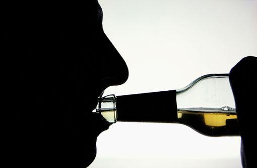 Betrunkener Radfahrer lässt sich zweimal erwischen