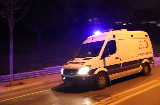 20 Verletzte nach Explosionen in Istanbul