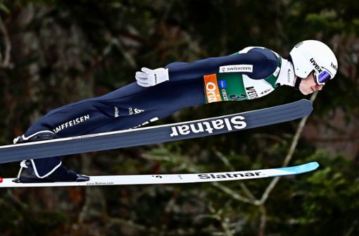 Was Skispringer Simon Ammann noch antreibt