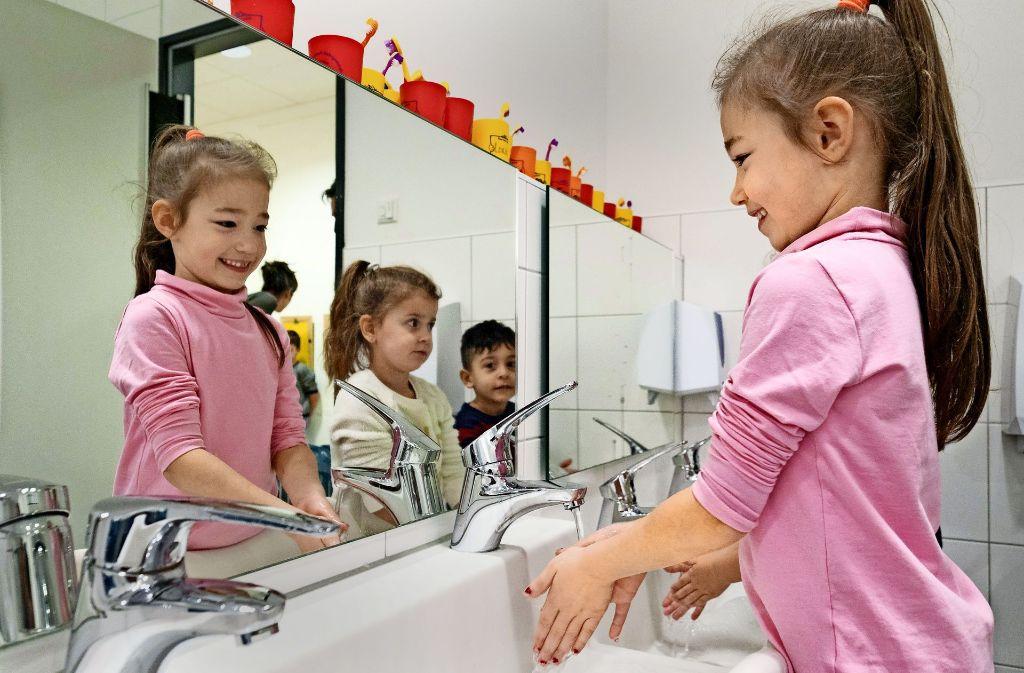 Heilbronn pflegt seinen Nachwuchs: Die Stadt spendiert  die Kindergartengebühren – freiwillig. Foto: factum/Weise