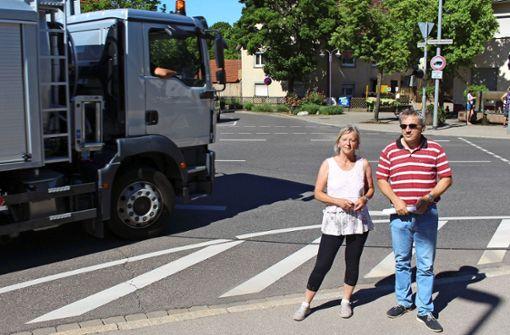 Sielminger befürchten neue Verkehrswelle