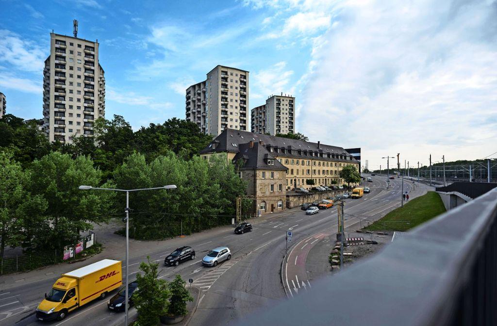 Miewohnungen von Vonovia in Stuttgart. Foto: Lichtgut/Max Kovalenko