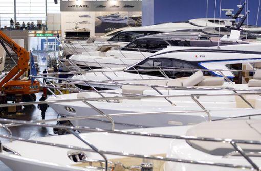 Von Jolle bis  Luxus-Yacht –  Wassersport wohin das Auge reicht