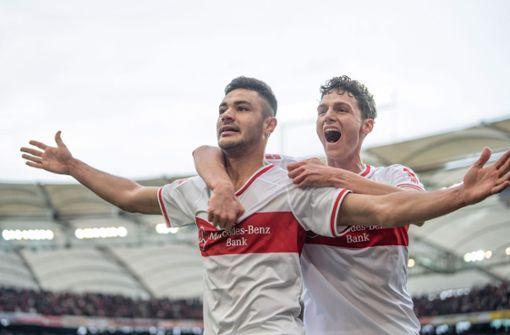 Ozan Kabak ist Bundesliga-Rookie des Monats