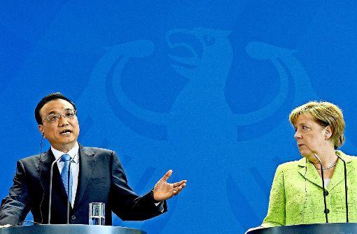 Noch ist Chinas Freihandelszusage Rhetorik