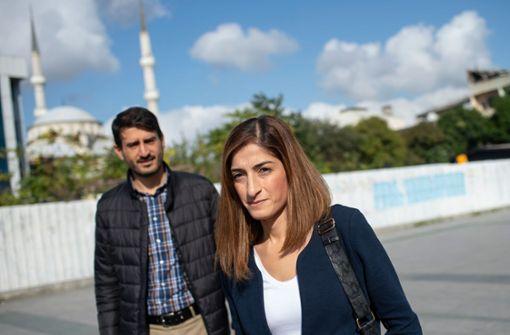 Ausreisesperre gegen Mesale Tolus Ehemann aufgehoben