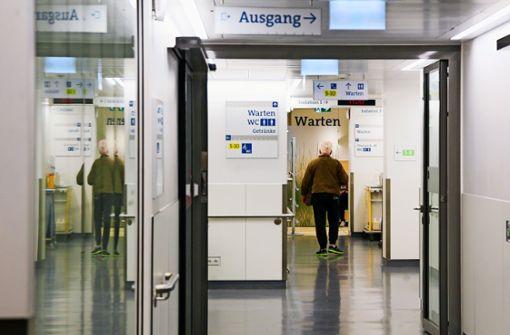 Coronavirus: Besucherstopp in Krankenhäusern