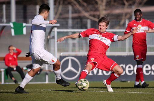 VfB Stuttgart II gegen SV Elversberg chancenlos
