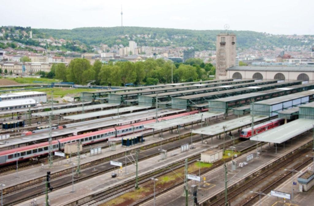 Die Mehrkosten des Bahnprojekts werden derzeit vom Rechnungshof geprüft. Foto: dpa