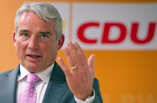 Strobl soll CDU aus der Krise führen