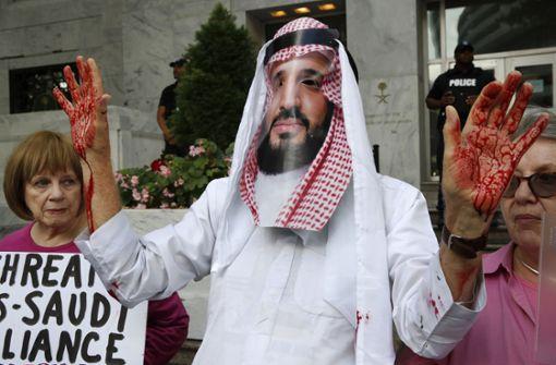 Riad verdient eine harte Hand