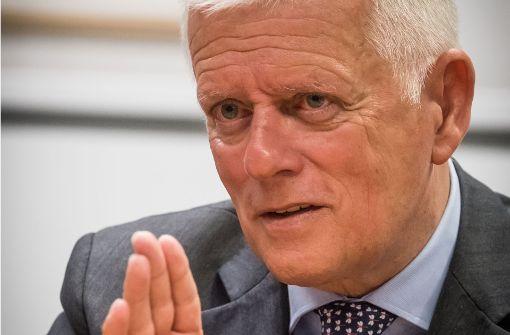 So sieht der Oberbürgermeister Stuttgarts Zukunft