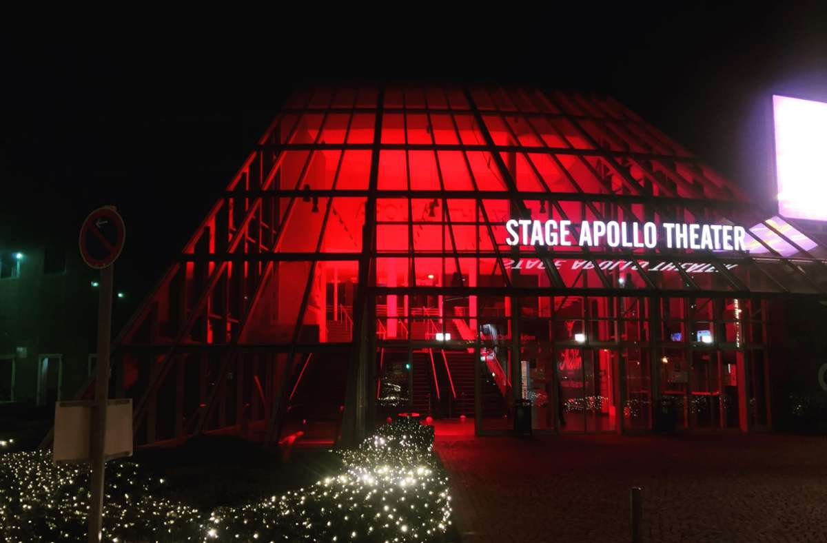 Alarmstufe rot – so heißt es seit bald einem Jahr in den beiden Stuttgarter Musicalhäusern, die geschlossen sind. Foto: StZ
