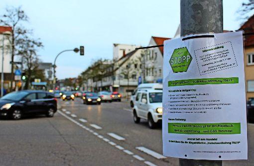 Bürgerinitiative will Pendlerverkehr bremsen
