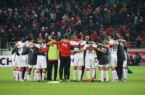 Den VfB Stuttgart erfasst tiefe Trauer