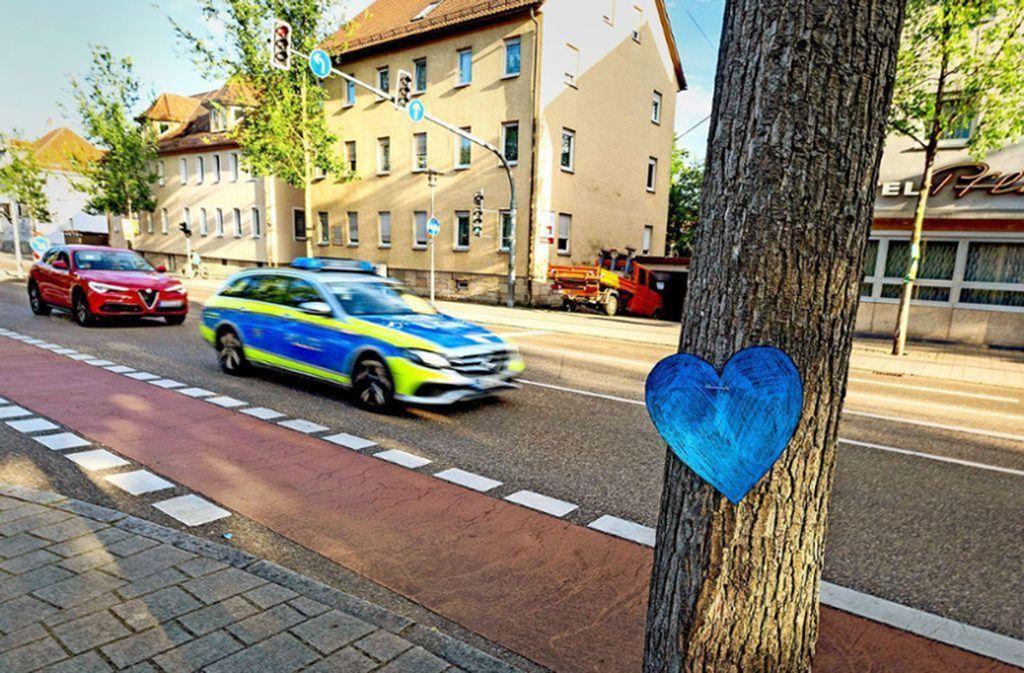 Hier wurde in Nürtingen am 4, Juli ein 27-Jähriger heimtückisch niedergestochen. Foto: 7aktuell.de/Daniel Jüptner