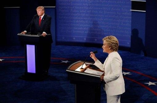 Wer im TV-Duell gelogen hat