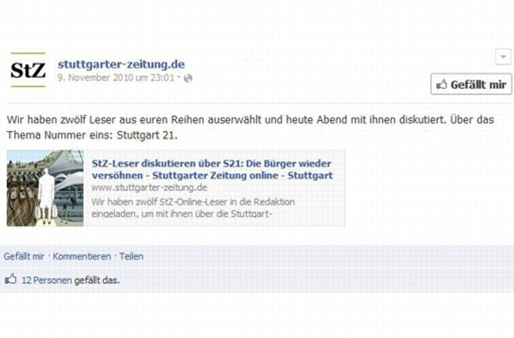 stuttgarter zeitung online