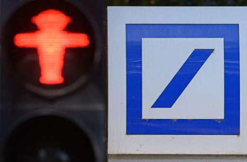 Deutsche Bank schließt acht Filialen