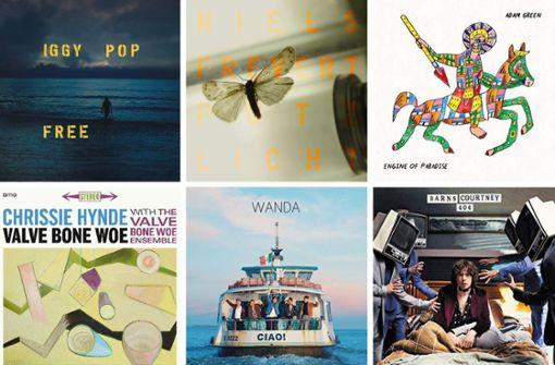 Neues von Iggy Pop, Niels Frevert, Wanda und anderen