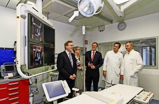 Neue Chefärztin fürs Krankenhaus in Sicht