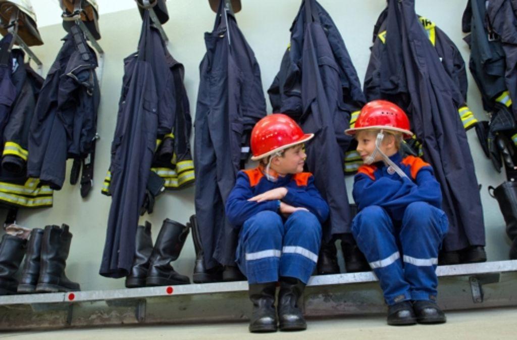 Besuche bei der Feuerwehr gehen eigentlich immer. Foto: dpa