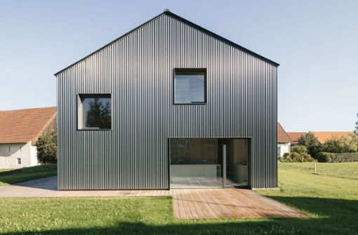 Architektenhaus für 180000 Euro