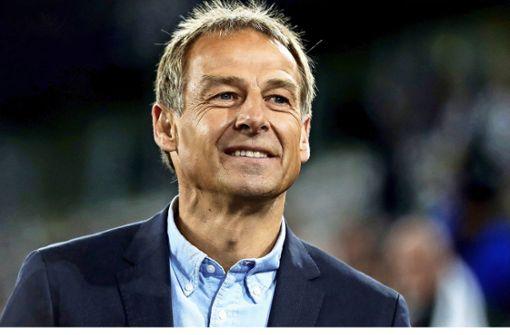 So lief Klinsmanns Treffen mit dem VfB