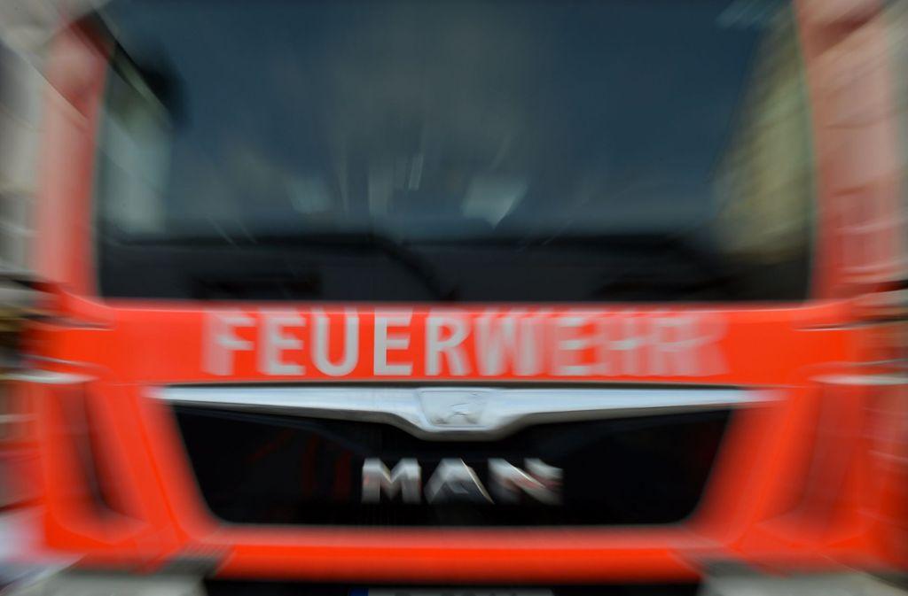 Die Feuerwehr Esslingen hatte den Brand schnell unter Kontrolle. (Symbolbild) Foto: dpa/Britta Pedersen