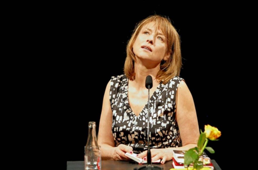 Corinna Harfouch als  Nathalie  Oppenheim Foto: imago
