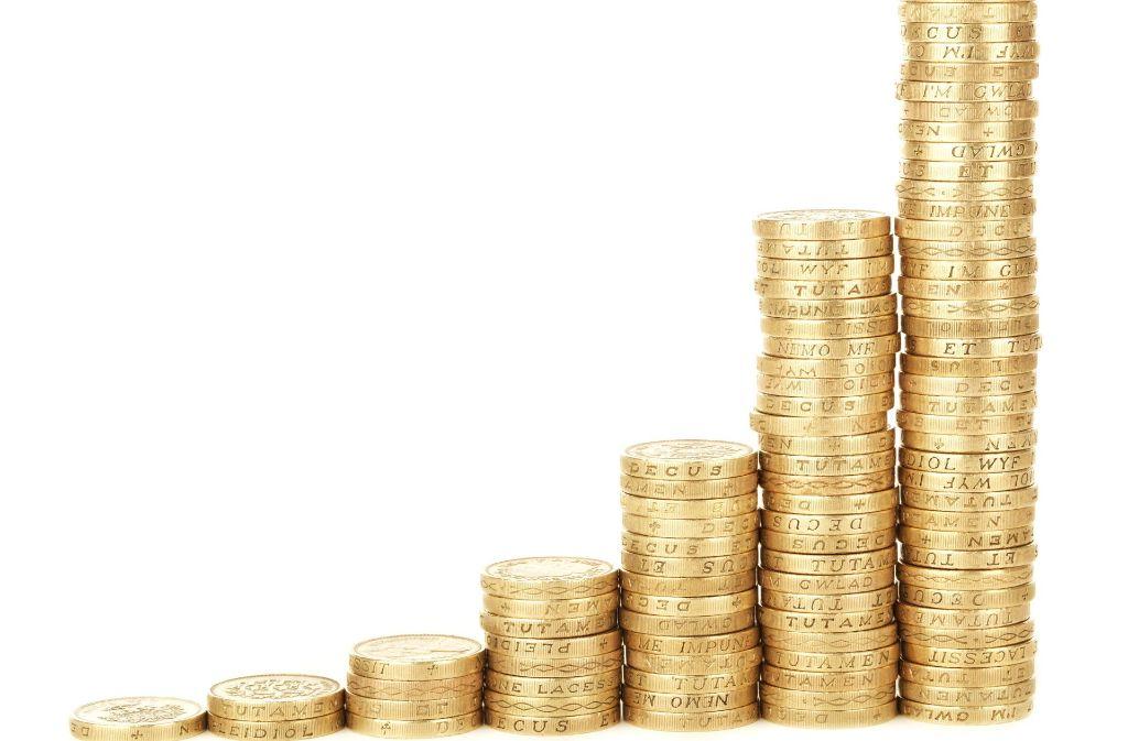 Die Wirtschaftslage zeigt nach oben Foto: Pixabay