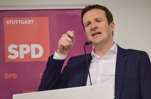 SPD sendet Signal der Entschlossenheit