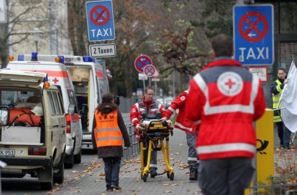 Bombenentschärfung Koblenz Aktuell