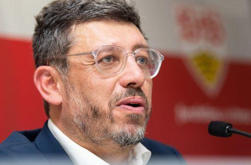 VfB Stuttgart offen für Gehaltsobergrenze im Profifußball