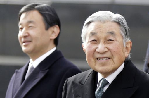 Krise in Japans Kaiserhaus