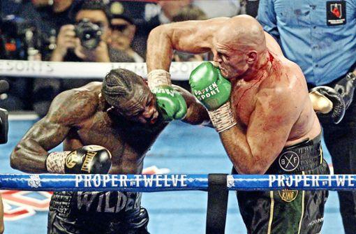 Ring frei für die Show des Tyson Fury