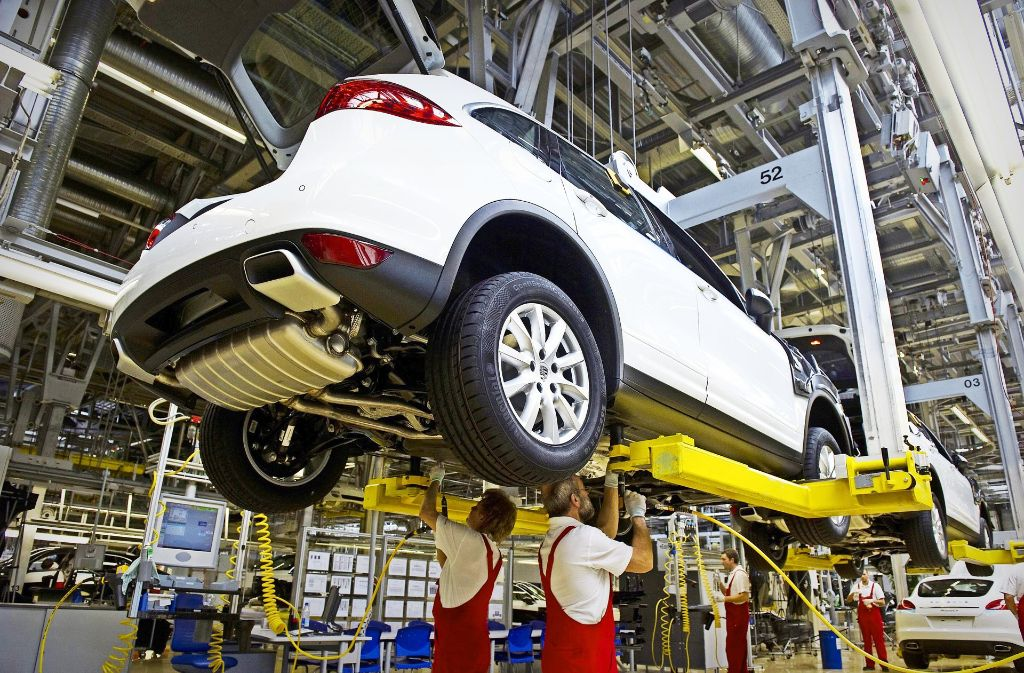 Für 22000 Fahrzeuge vom Typ Cayenne wird  ein Pflichtrückruf angeordnet. Foto: AFP