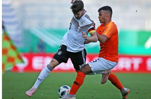 Niederlande sperren U20-Nationalspieler Jordan Teze