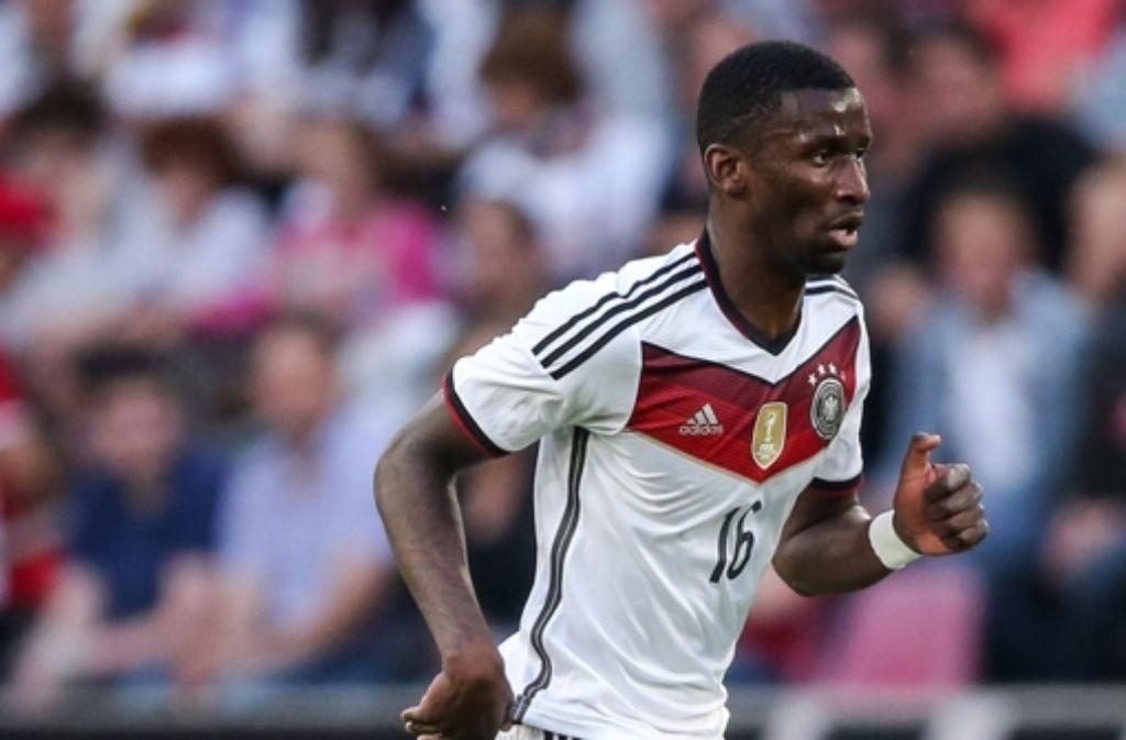 Nach StZ-Informationen wird Antonio Rüdiger außer von Wolfsburg auch vom FC Chelsea konkret umworben. Foto: