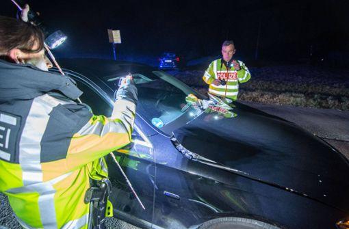 Jogger wird von Auto erfasst und schwer verletzt