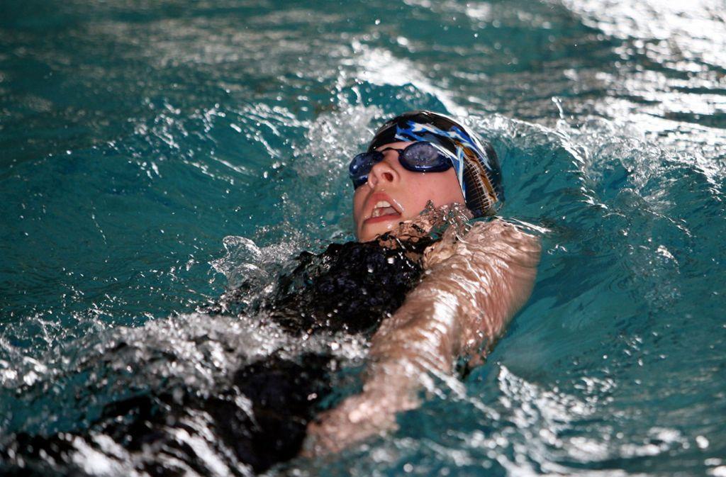 Schwimmen in Weil der Stadt wird teurer. Foto: