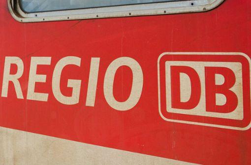 Ministerium: Problemzug war von   DB-Regio