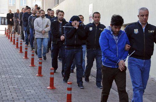 Konflikte Justiz Türkei: Türkei: Razzia gegen Istanbuler Börse - 57 Festnahmen