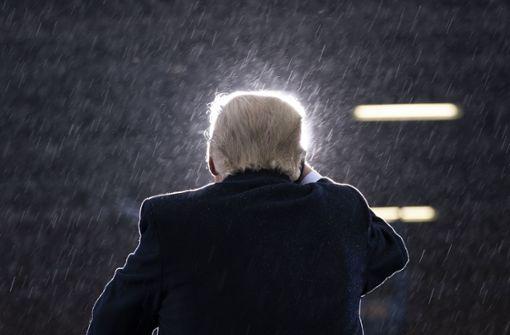 Kaum Chancen auf   Amtsenthebung von  Donald Trump
